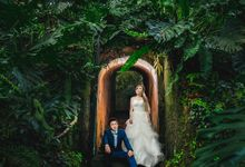 Pre-wedding Photography - Fort Canning by KennyBite Production