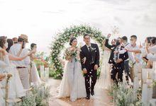 The Wedding of Renata & Andri by Bali Eve Wedding & Event Planner