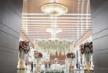 THE WEDDING OF ALWIN & ALICE by  Menara Mandiri by IKK Wedding (ex. Plaza Bapindo)