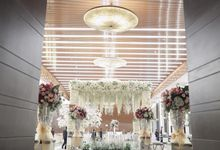 THE WEDDING OF ALWIN & ALICE by Menara Mandiri (Ex. Plaza Bapindo) by IKK Wedding
