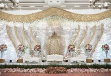 Agus & Andira Wedding by Royal Ballroom The Springs Club