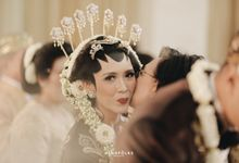 NISSA & PANDU - WEDDING RECEPTION by Promessa Weddings