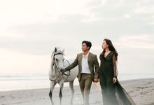 The Couple Session of Antya & Ade by TeinMiere