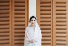 NISSA - PENGAJIAN by Promessa Weddings