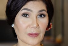 Mature Makeup by Brushed by Valentine