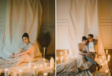 Adeline & Ary Engagement Session by ATIPATTRA