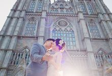 Fated to Love - Eldo and Adel Pre-Wedding by Antony by Vow Pictures