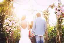 rustic wedding package by BALI SAINT FLORIST&wedding decoration