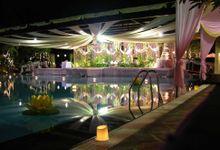 Wedding Poolside at Graha Residen Serviced Apartments Surabaya by Graha Residen Serviced Apartments Surabaya
