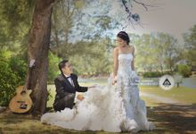 Pre Wedding by Aloka Bali