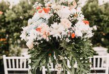 Wedding Of Michael & Alyn by Dona Wedding Decoration & Planner