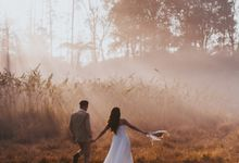 Edward and Frieska Couple Session by 83photostudio