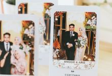 Anggie and Arie Wedding by 83photostudio