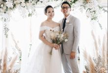 CRUISE WEDDING Yuanita & Indra by Amoretti Wedding Planner
