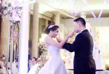 Kempinski - Michael & Selvi by Maestro Wedding Organizer