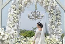 UMBU & INNEKE WEDDING by INNE BOUTIQUE