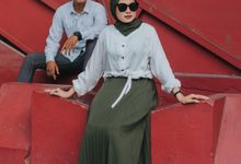 Prewedding Putri & Ipang by weddstoryid