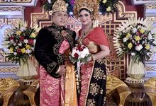 eblonk & eka wedding reception by Our Wedding & Event Organizer