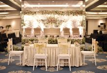 anisa & haikal wedding decoration by Our Wedding & Event Organizer