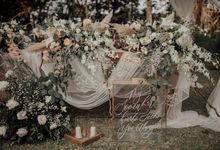 Wedding Aprilia  & Jerry by Bali Izatta Wedding Planner & Wedding Florist Decorator