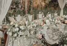 Wedding Aprilia  & Jerry by Bali Izatta Wedding Planner & Wedding Florist Decorator