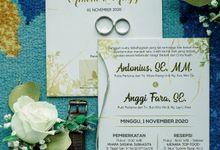 Antonius & Anggi Wedding Day by Filia Pictures