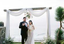 The Wedding of Anton & Cecil by KAMAYA BALI