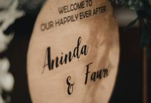 Akad Nikah Aninda & Fauzi by Alexo Pictures