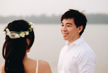 Alfred & Hannah Photoshoot by Yipmage Moments