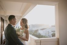 Actual Day Preview - Alvin & Hwee Ching by A Merry Moment