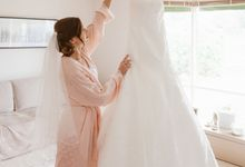 Jodie & Ashley Wedding by Lena Lim Photography