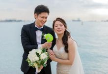 Mandarin Orchard Wedding by GrizzyPix Photography