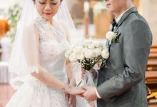 Anthony & Yulianti Holy Matrimony by Filia Pictures