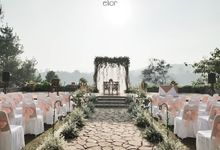 Wedding Vow Renewal of Mr Aang and Mrs Betty by Elior Design