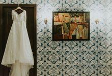 Wedding Ceremony & Reception by Étoilée Bridal