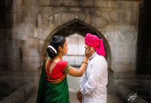 Pre-wedding by Aniket Raut Photography