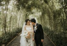 The Wedding of Anastasia & Arif by Bali Eve Wedding & Event Planner