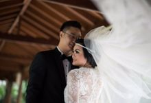 The Wedding of Dominic & Yuni by FIVE Seasons WO