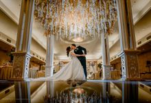The Wedding of Aven & Bella by Huemince