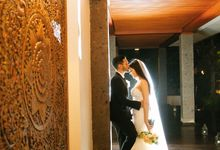 The Wedding of Brian & Chloe by Awarta Nusa Dua Resort & Villas