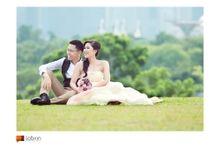 THE PREWEDDING OF HARDI & VINA by Labirin Photography