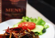 new food and deesert by memey catering nusantara