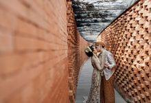 Abby & Agill Wedding at Plataran Hutan Kota Jakarta by AKSA Creative