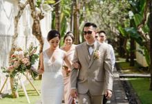Yohanes & Keindy Wedding by Love Bali Weddings