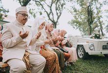 Wedding Lukluk & Renda by Abara Photography