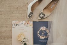 Vincent & Nadia by Twogather Wedding Planner