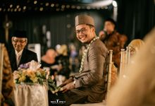 The Wedding of Ana & Abi by Trickeffect