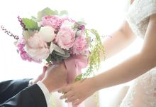 Michael & Isabelle Wedding by Iris Photography