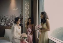 THE WEDDING OF HIRO & CRISTY by AB Photographs