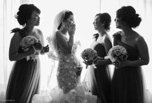 THE WEDDING OF LOUIS & FLORENCY by AB Photographs
